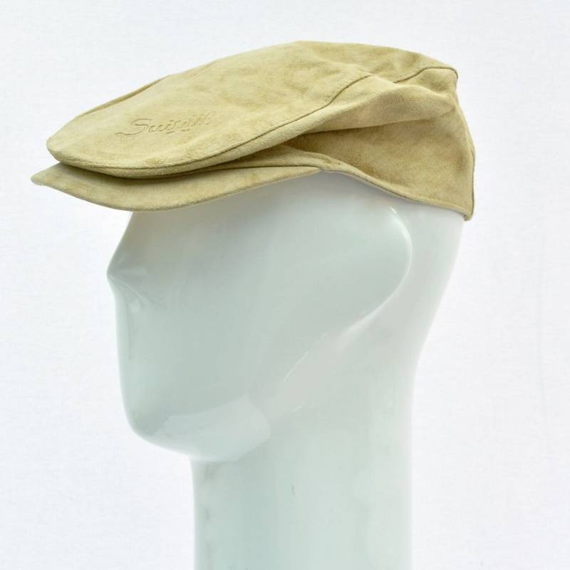 Product image for Race Cap | Suede | Suixtil