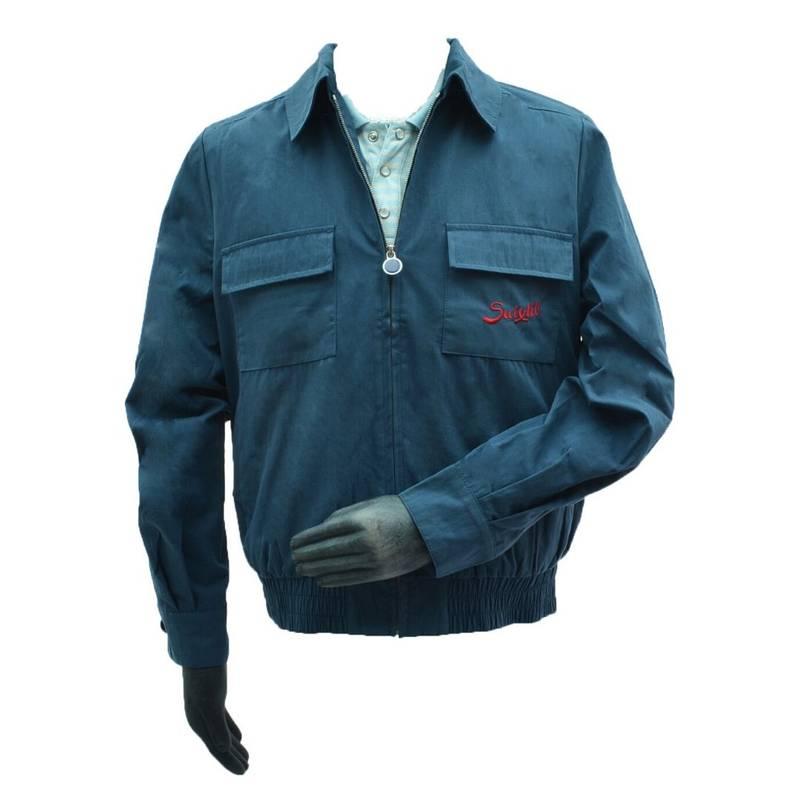 Product image for Monaco Jacket | Blue | Suixtil