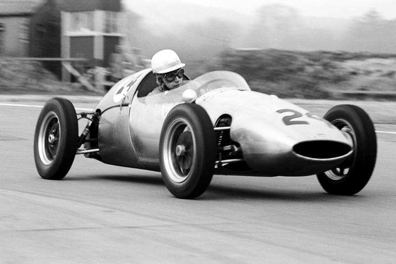 John Surtees during the 1960 Members' Meeting