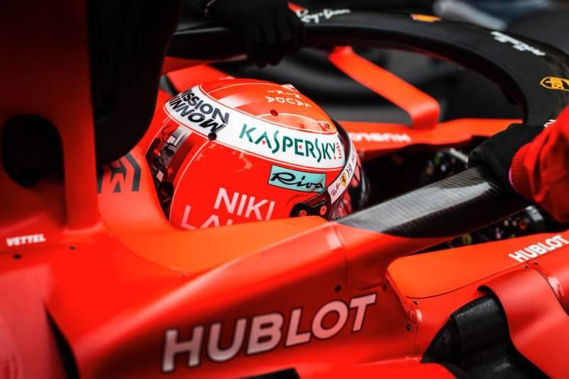 Sebastian Vettel 2019 Monaco Grand Prix