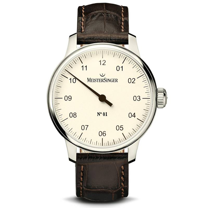 Product image for MeisterSinger | No. 01 | Watch