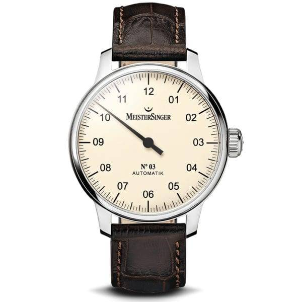 no 3 mastersinger watch