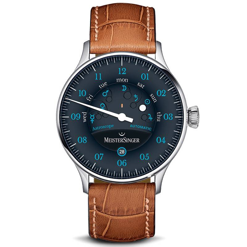 Product image for MeisterSinger | Astroscope | Watch