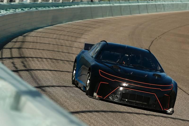 NASCAR's Next-gen car
