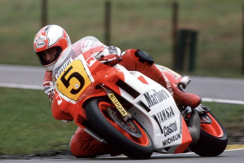 Rob McElnea: the last GP and TT star