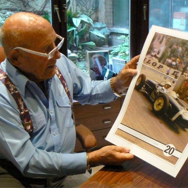 stirling moss signing