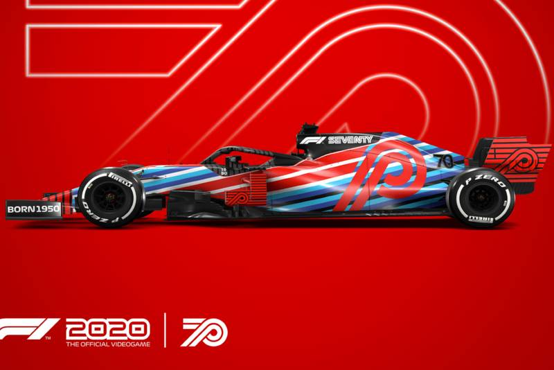 F1 2020 video game