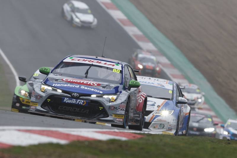 BTCC at Brands Hatch 2019