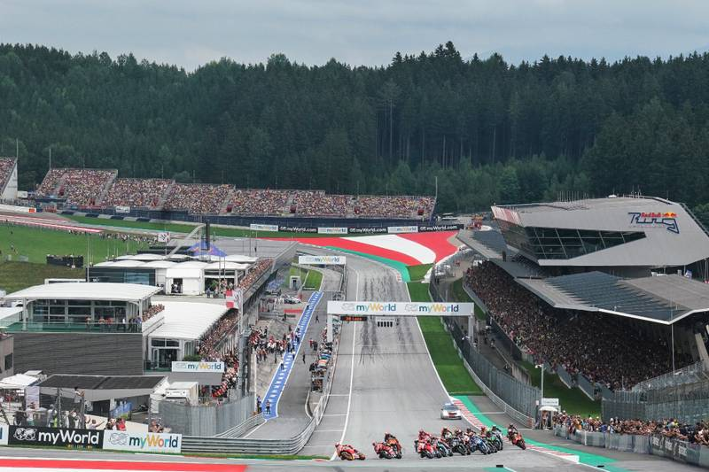 MotoGP at the Red Bull Ring