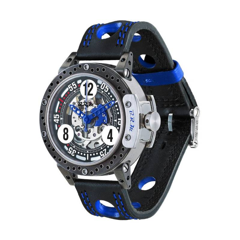 Product image for BRM | DDF6-46-SQ-ABLM | Watch