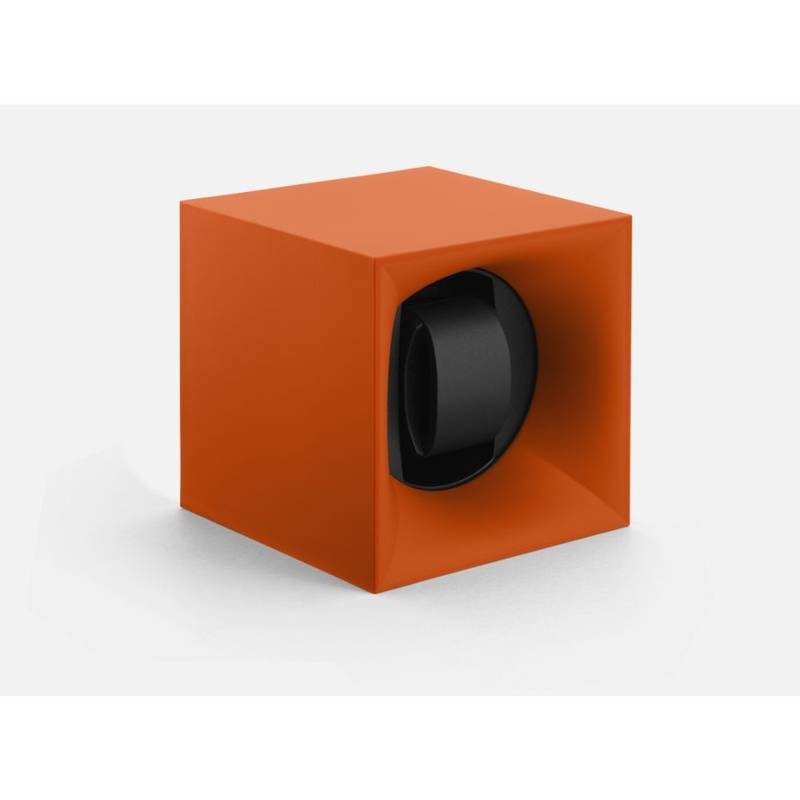 Product image for Swiss Kubik | Startbox - Orange | Watch Winder