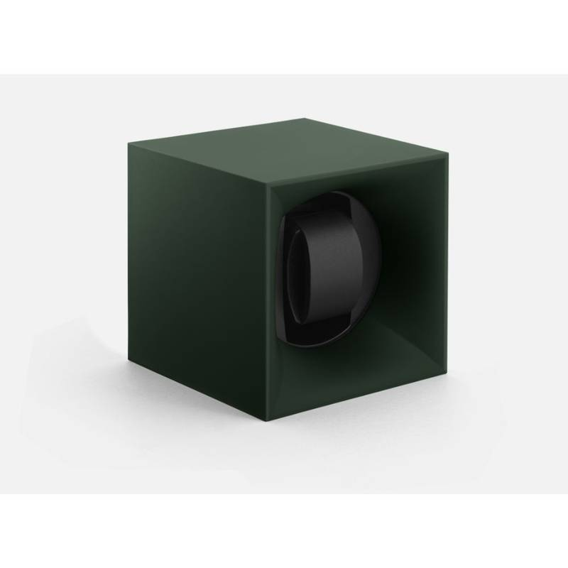 Product image for Swiss Kubik | Startbox - Green | Watch Winder