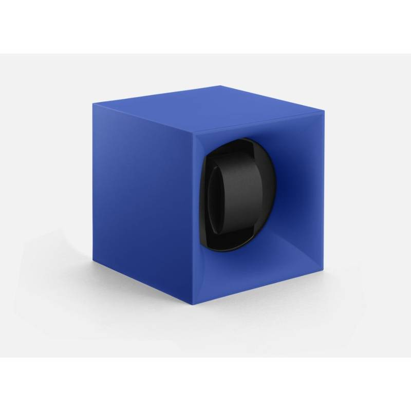 Product image for Swiss Kubik | Startbox Blue | Watch Winder