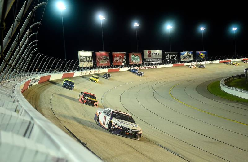 NASCAR at Darlington Speedway, 2020