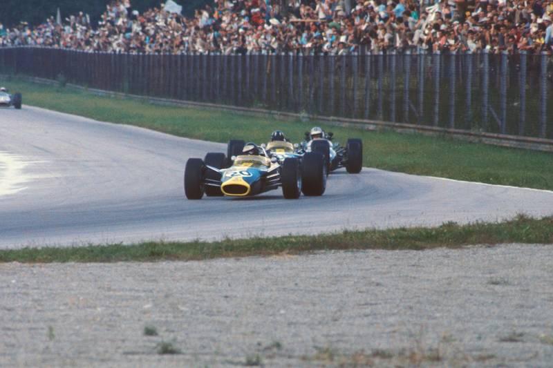 Jim Clark, 1967 Italian GP