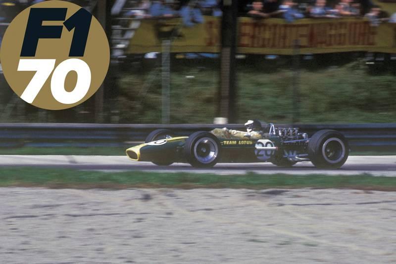 F1's great drives: Jim Clark – 1967 Italian Grand Prix