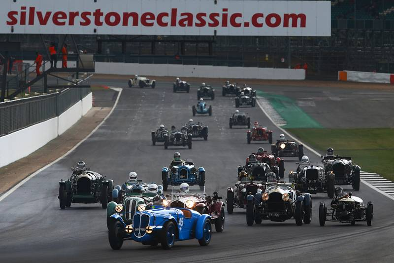 Silverstone Classic 30th birthday festival cancelled
