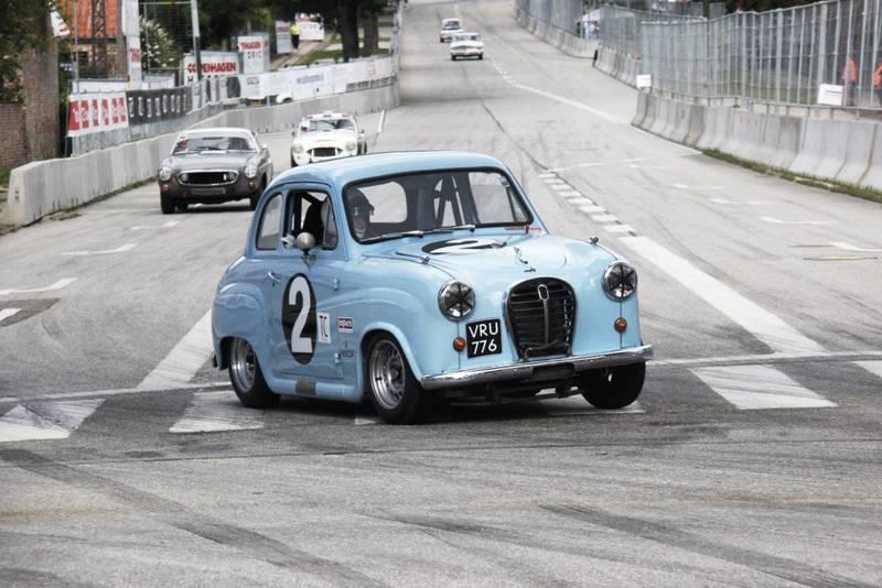 1957 Austin A35 Speedwell