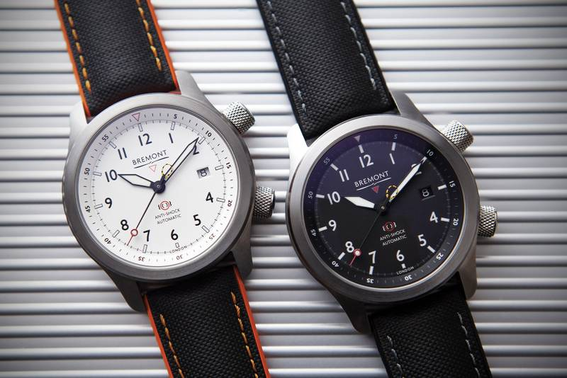 Bremont MB-II watches