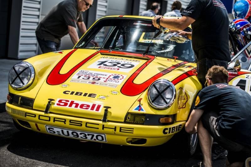 A Porsche 911 ST restoration 30 years in the making