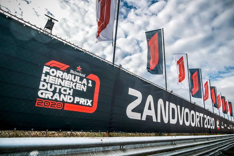 Zandvoort Circuit, 2020