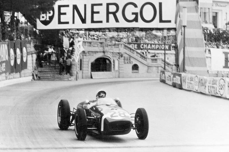 Stirling Moss, 1960 Monaco GP