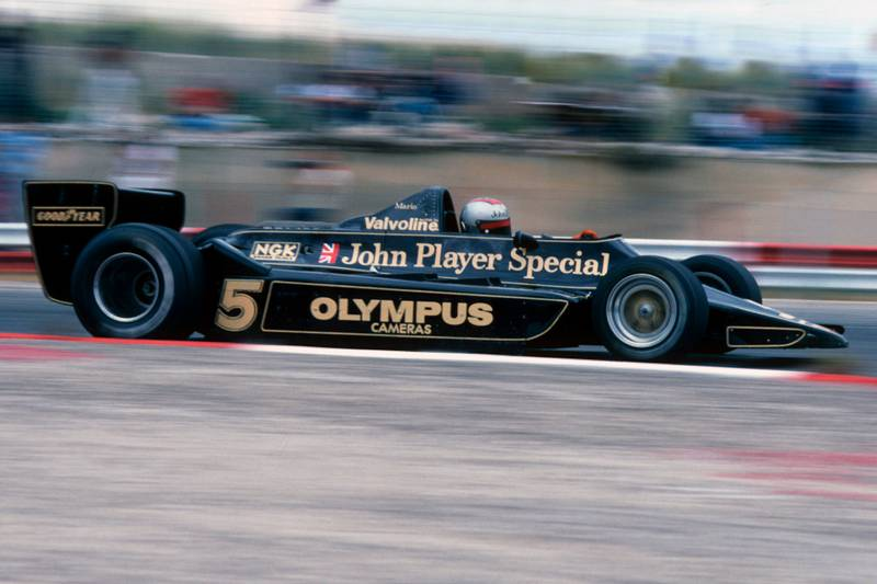 The ground-breaking Lotus F1 cars  – 60 years since their first win