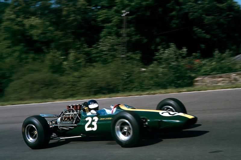 Jim Clark, 1964 Belgian GP