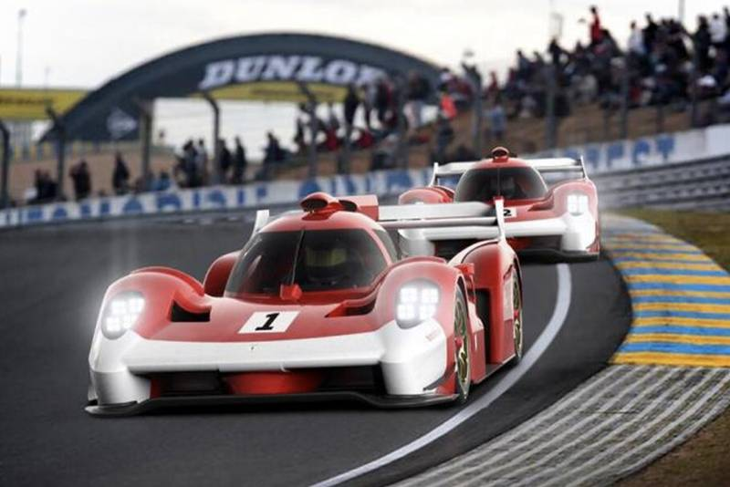 Glickenhaus to enter two Hypercars in WEC and 2021 Le Mans 24 Hours