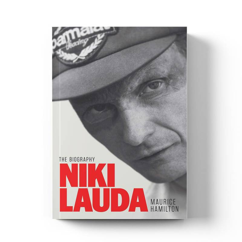 Product image for Niki Lauda: The Biography (signed)