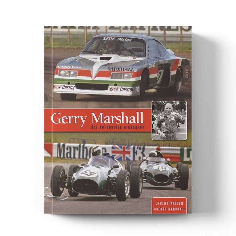 Product image for Gerry Marshall: His Authorised Biography | Jeremy Walton with Gregor Marshall | Book | Hardback