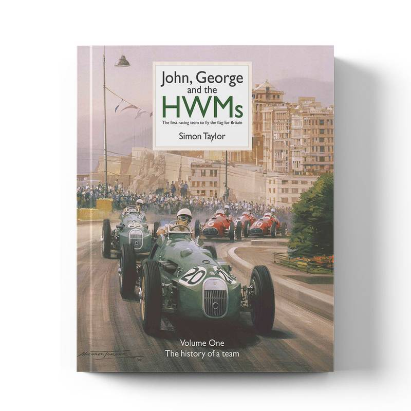 Product image for John, George and the HWMs | Simon Taylor | Book | Hardback