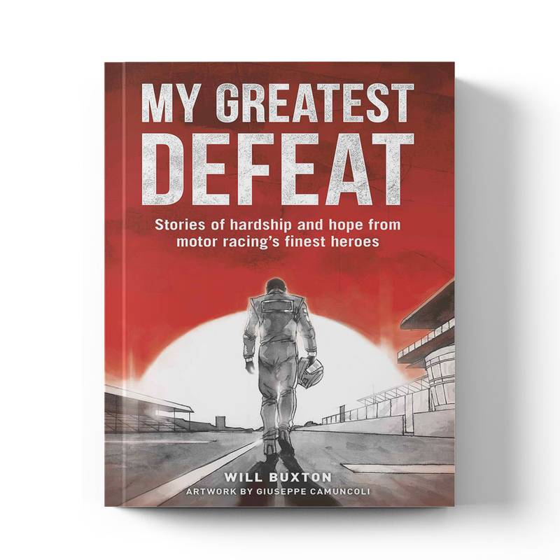Product image for My Greatest Defeat | WIll Buxton | Book | Hardback
