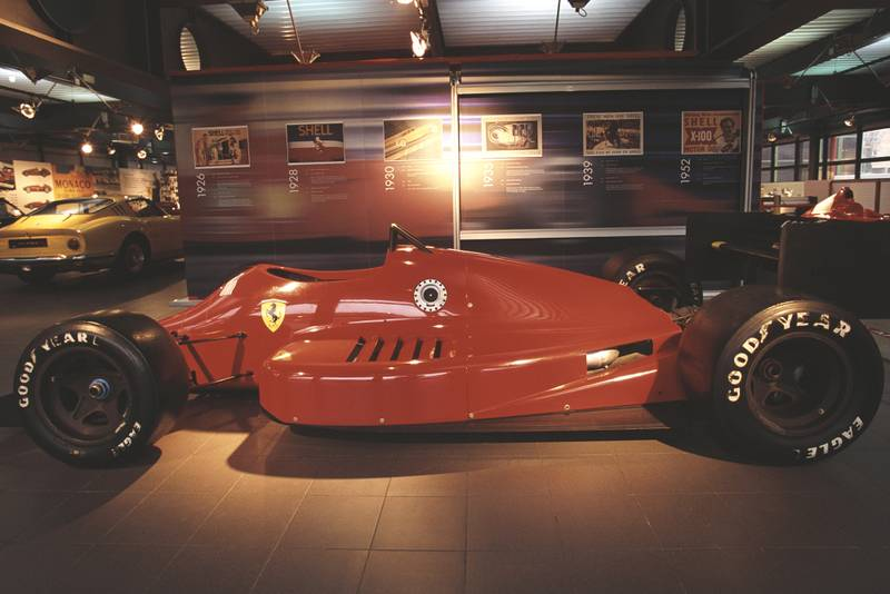 The Ferrari that would have won the Indy 500? Tale of the unraced 637