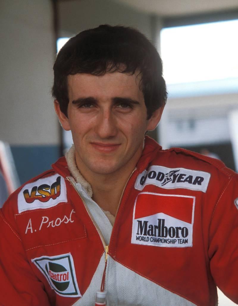 Alain Prost, 1980 Argentinian GP