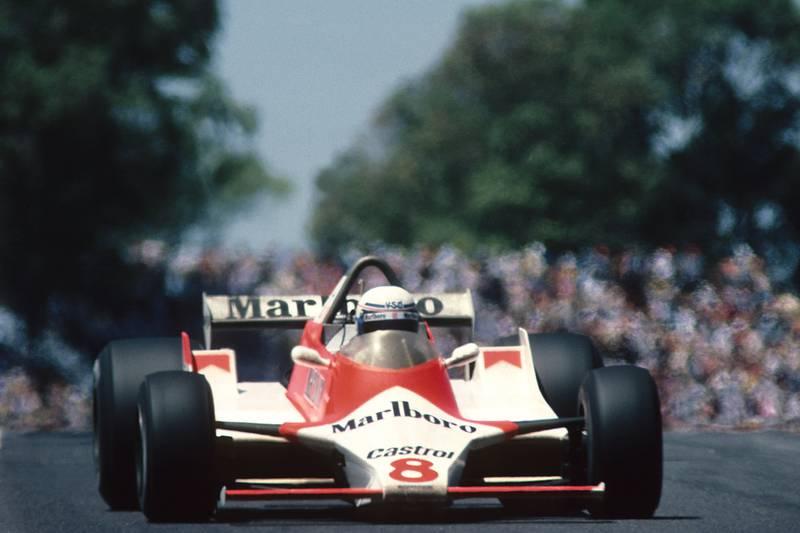 MPH Grand Prix debuts: Alain Prost