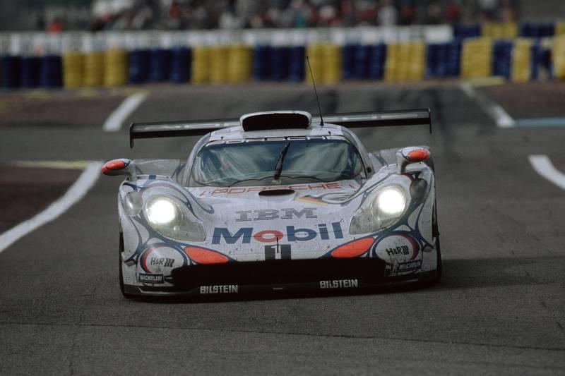 1998 Le Mans, Porsche 911GT1