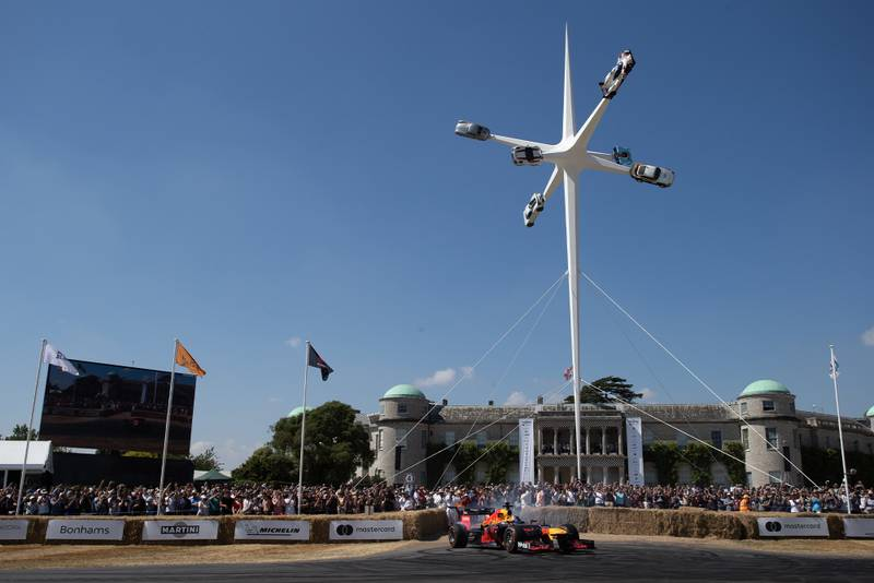 """Goodwood appeals for """"vital"""" funds after cancelling Festival of Speed & Revival"""
