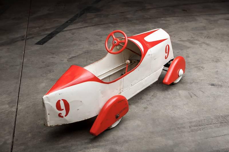 Skippy Racer pedal car