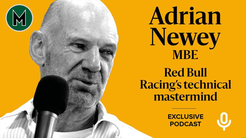 Podcast: Adrian Newey, Engineering the Greats