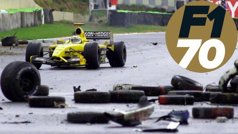 F1's Great Drives: Giancarlo Fisichella – 2003 Brazilian Grand Prix