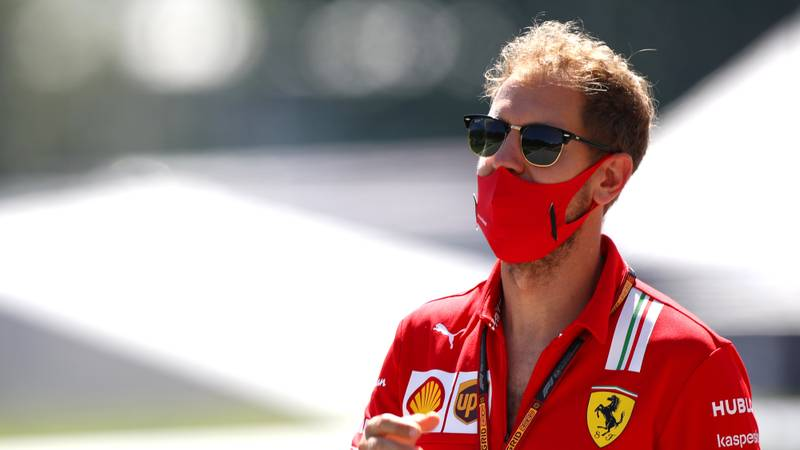 Vettel: There was never an offer from Ferrari for 2021
