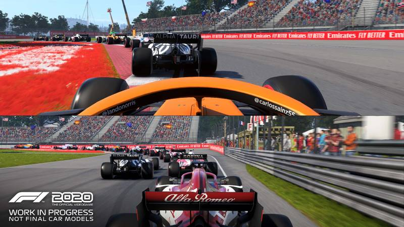 F1 2020 game: review - Motor Sport Magazine