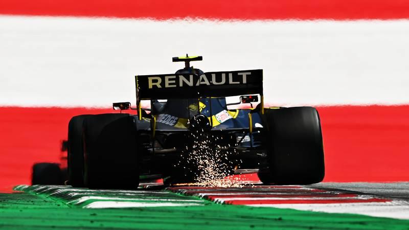 Esteban Ocon, 2020 Austrian GP