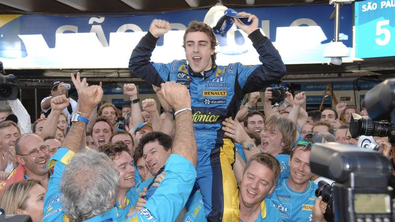 Why Alonso — and not youth — was the answer for Renault