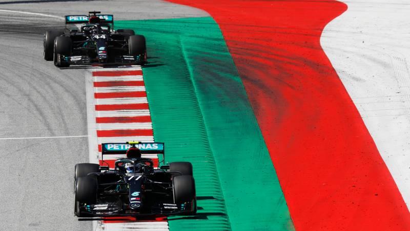 Mercedes, 2020 Austrian GP