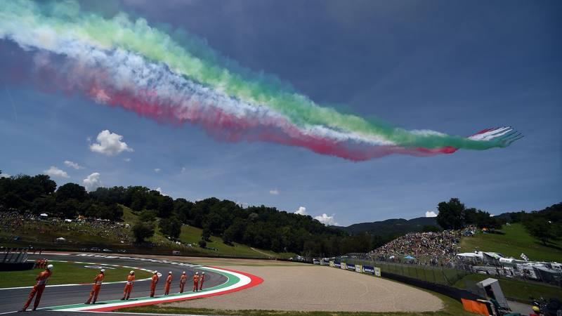 F1 confirms Mugello race as part of revised 2020 calendar
