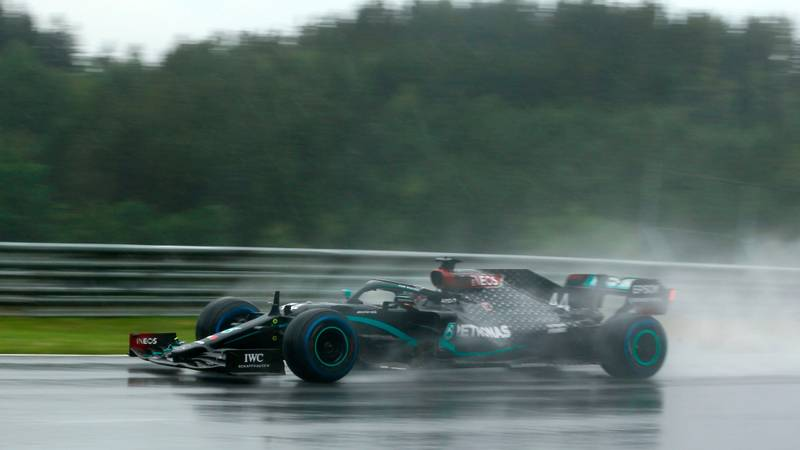 Was Hamilton's Styrian GP pole one of the great qualifying laps?