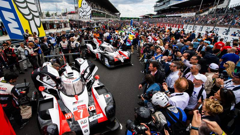 Le Mans fans can watch 2020 race in 'village' bubbles with social distancing and sanitiser
