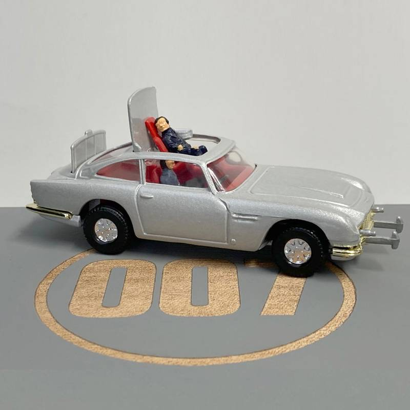 Product image for James Bond 007, Aston Martin DB5 Gift Box